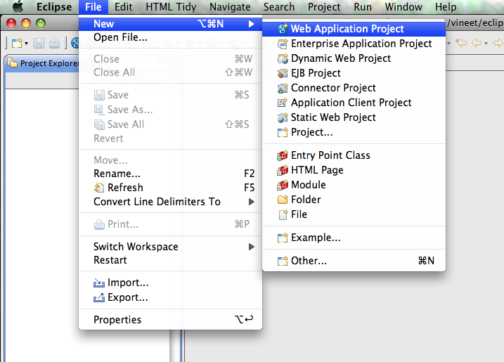 Writing Java Hello World for Google app engine | Vineet